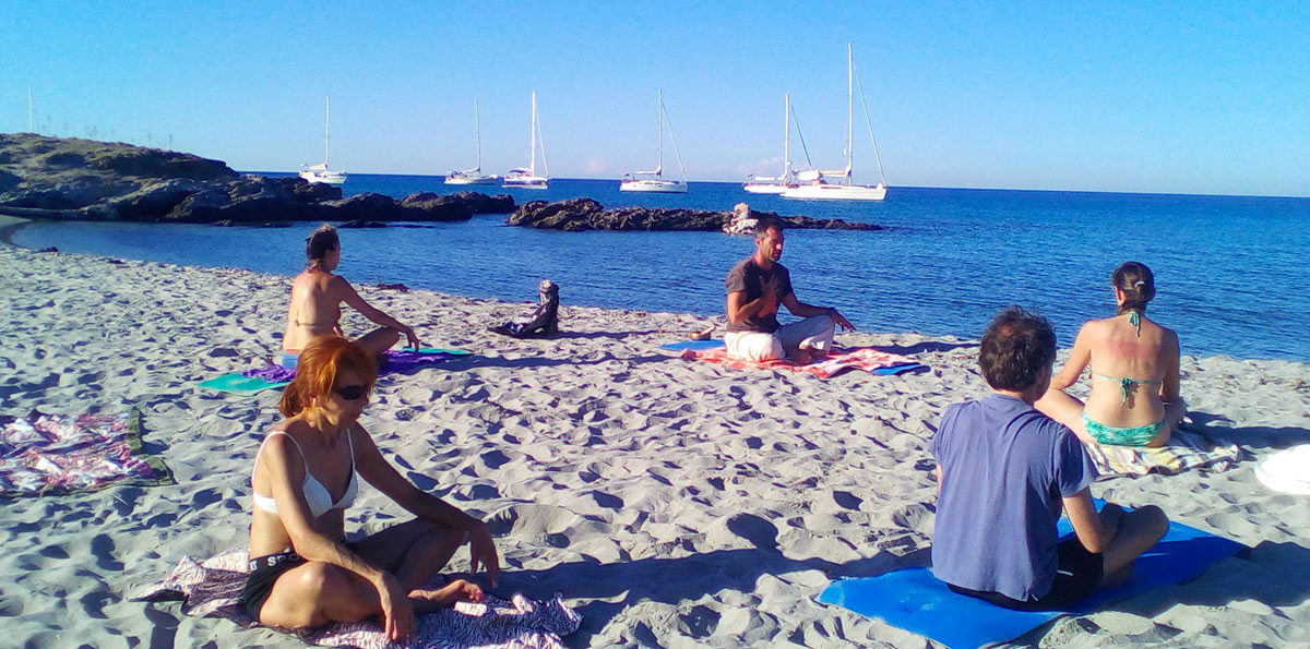 Yoga e Vela in Capraia e Corsica dal 12 al 17 luglio