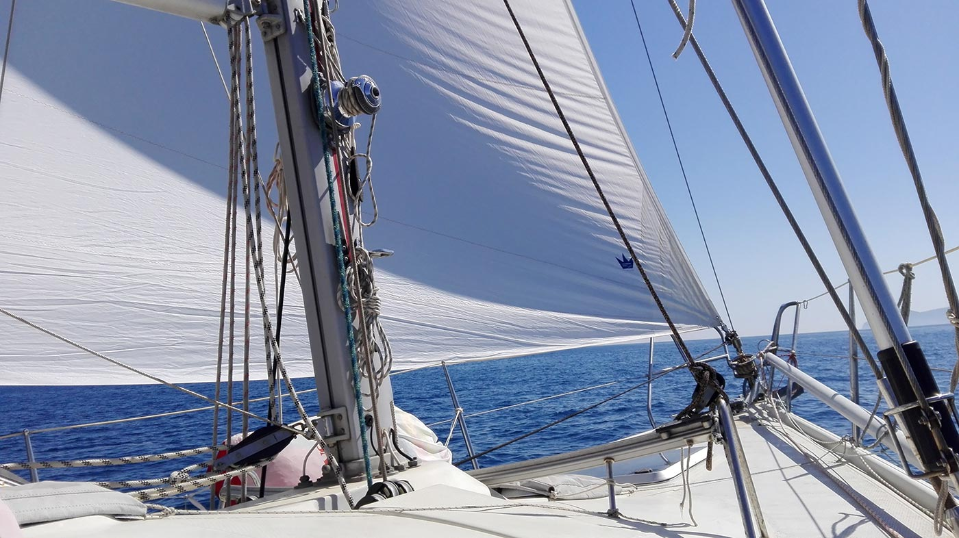 Escursione giornaliera in barca a vela 22 maggio Santa Giulia