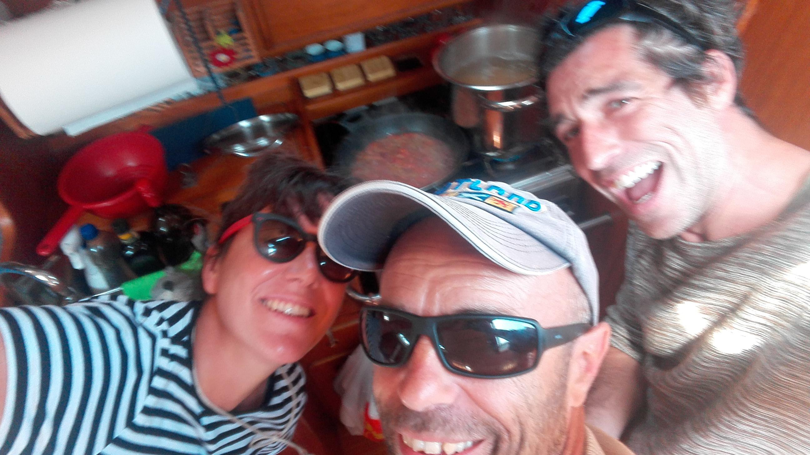 Week end in barca a Vela in Capraia 18 e 19 maggio