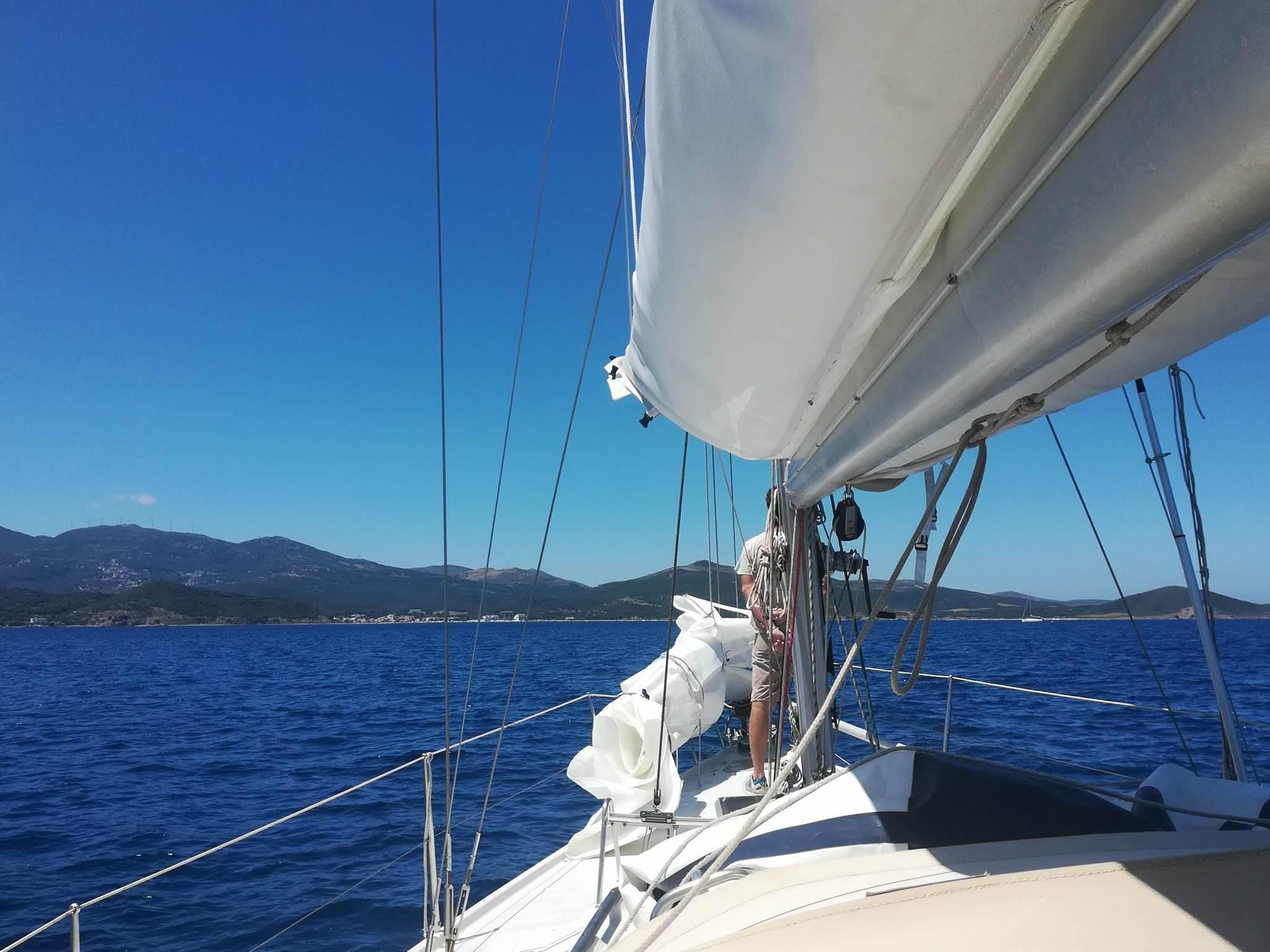 Vacanza in barca a vela all'Isola d'Elba dal 26 Giugno al 2 Luglio