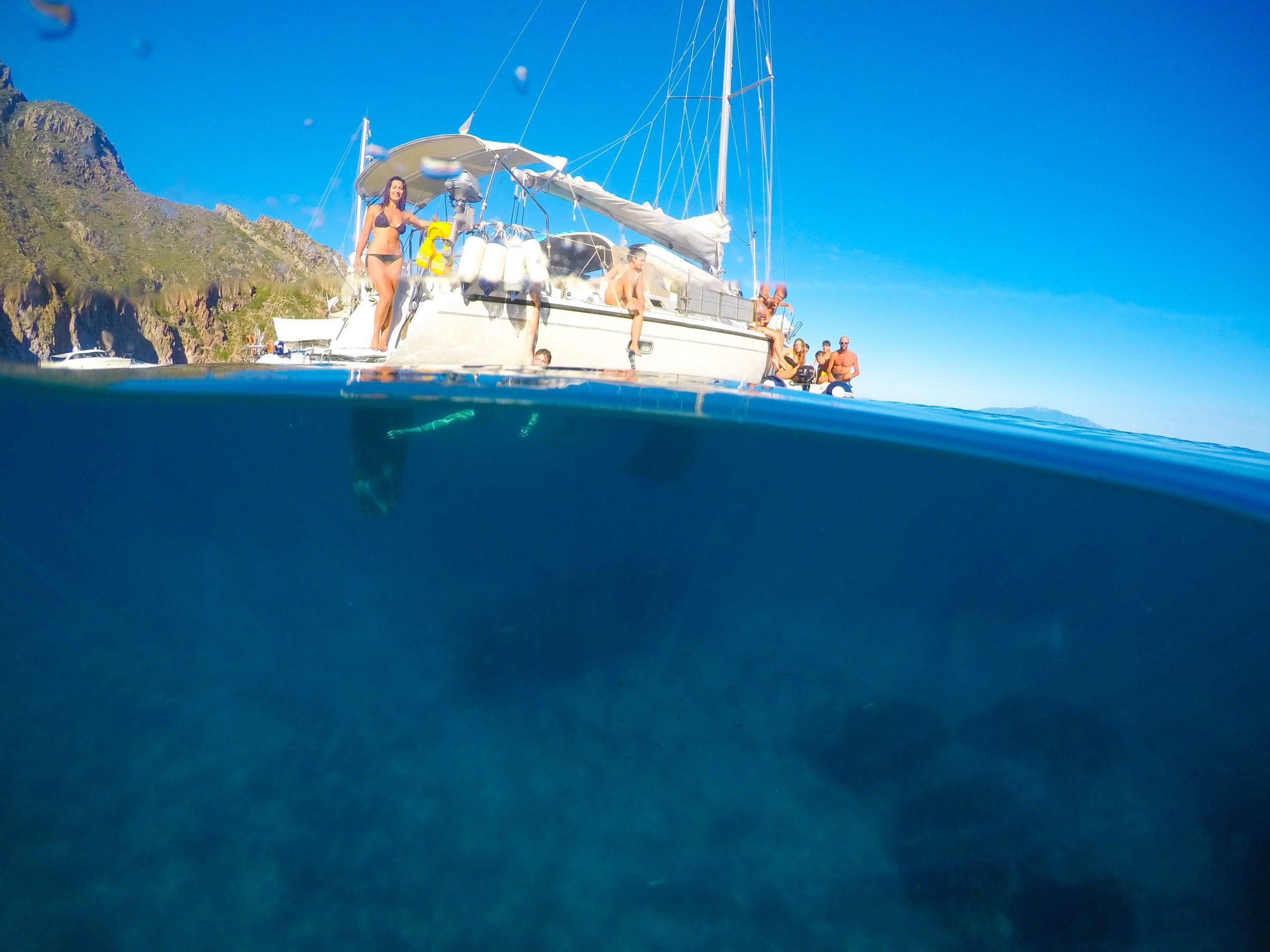 Vacanza in barca a vela isola d'Elba