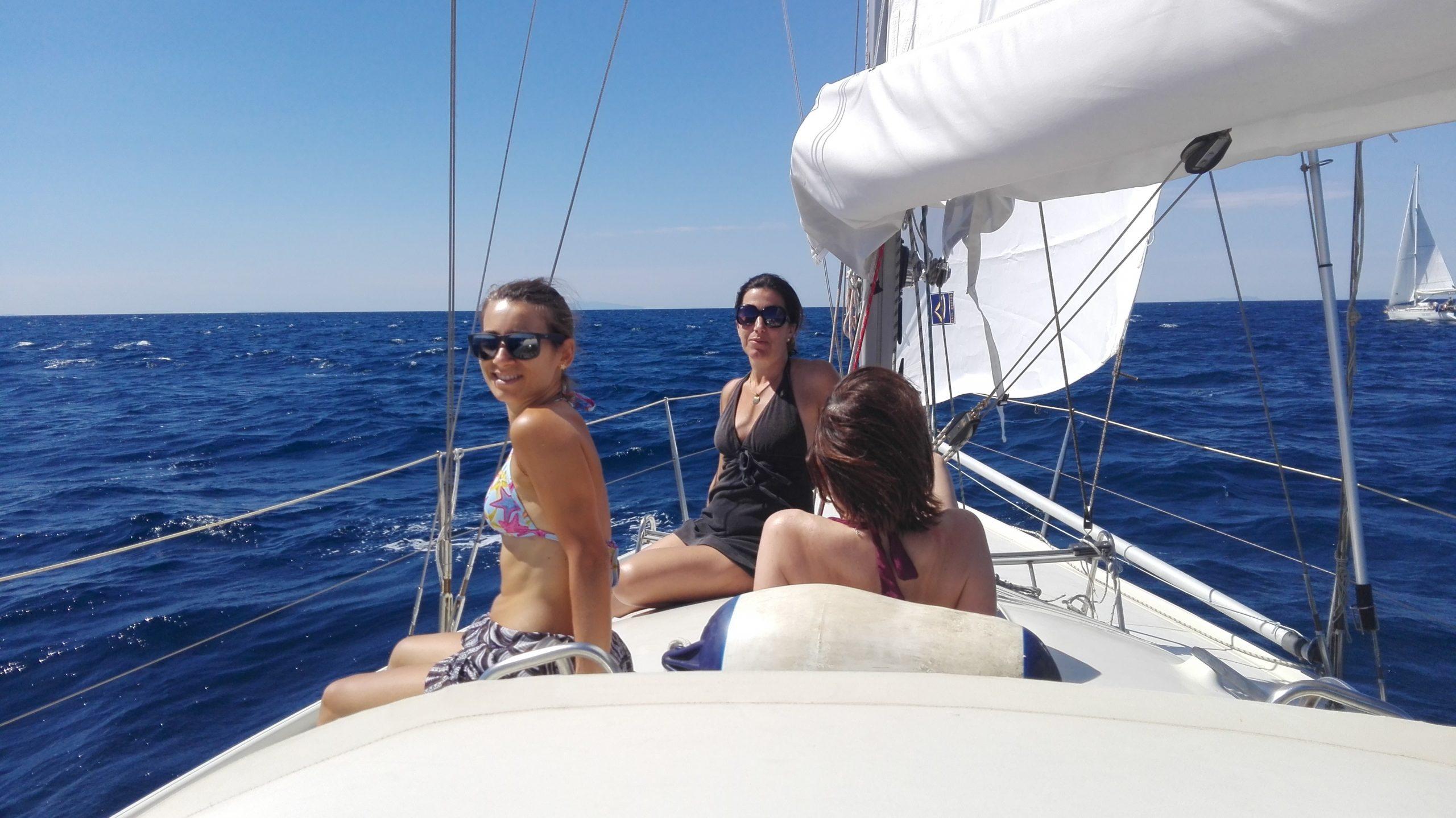 Escursione giornaliera in barca a vela 2 Giugno